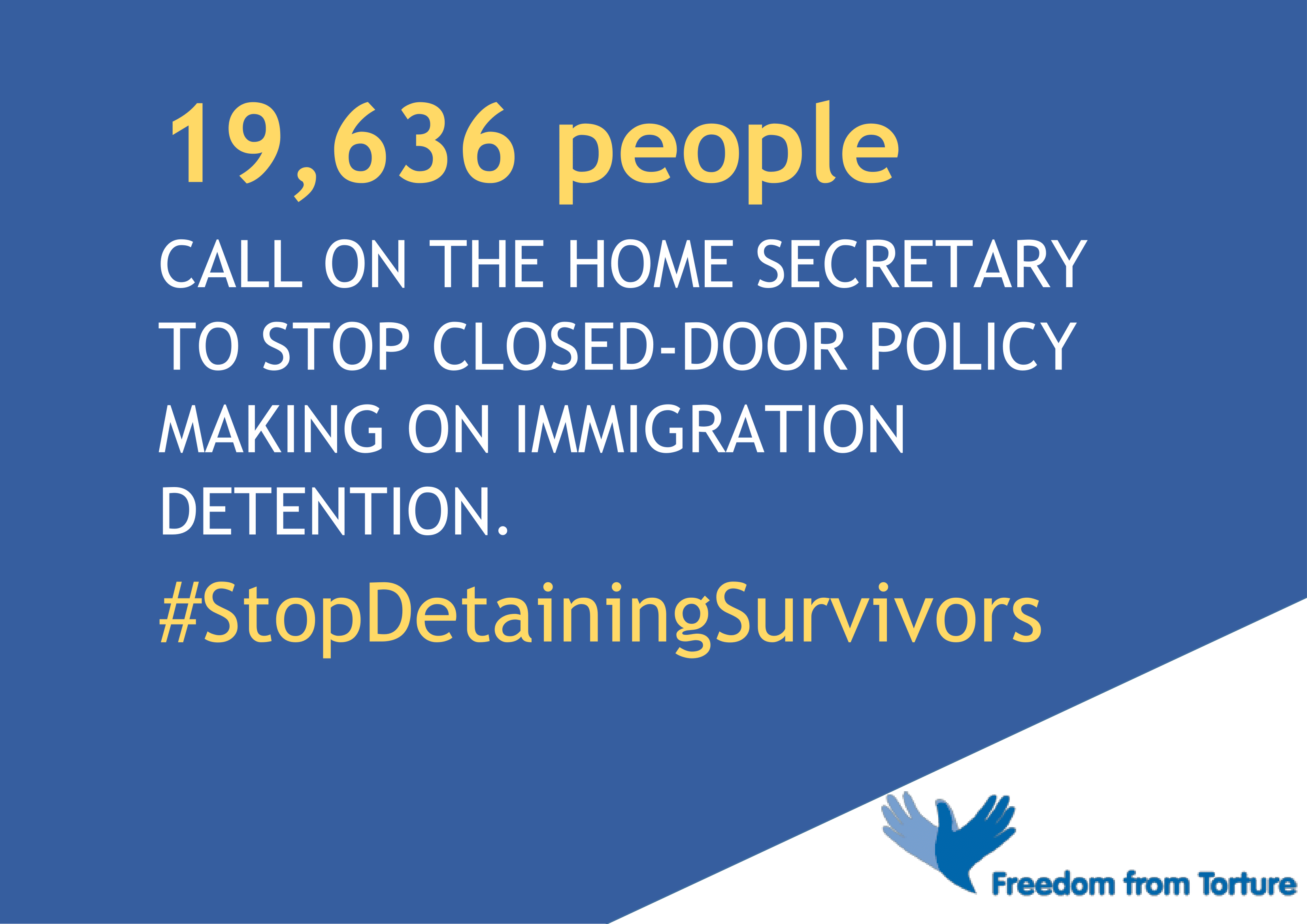 Action now closed: Stop the closed-door policy making on