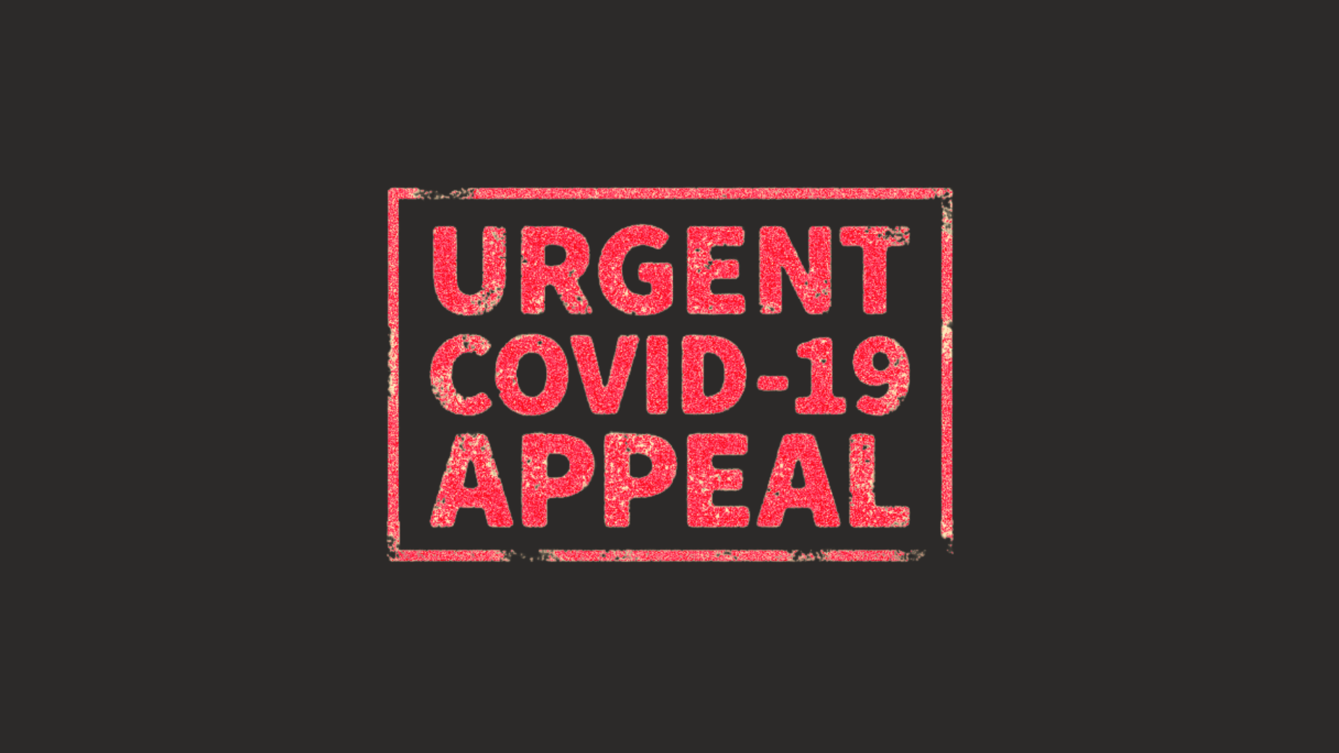 Urgent Covid appeal Freedom from Torture